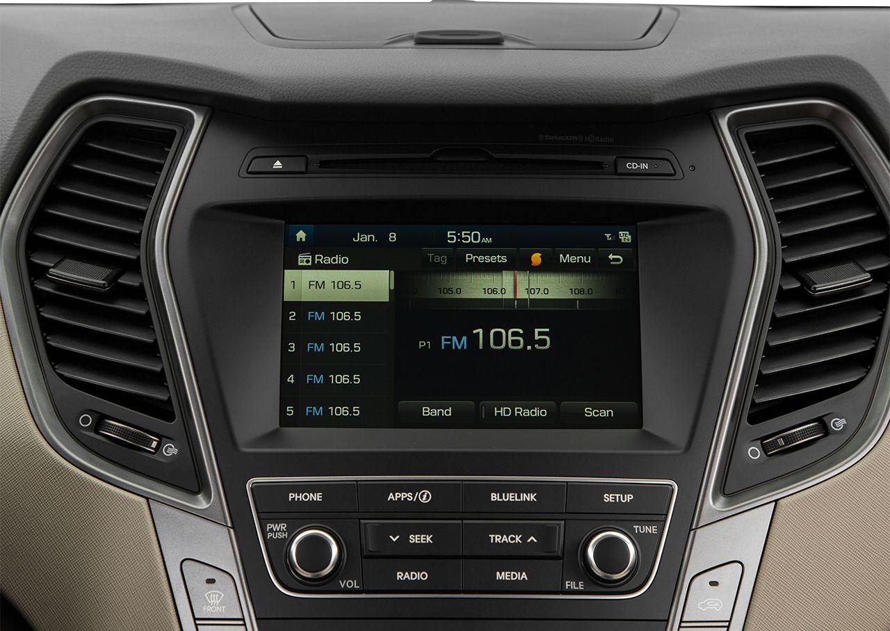Unavi Hyundai Santa Fe Apollo Santa Fe 2016